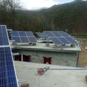 浅解太阳能电池板接地系统作用和逆变器选型要求