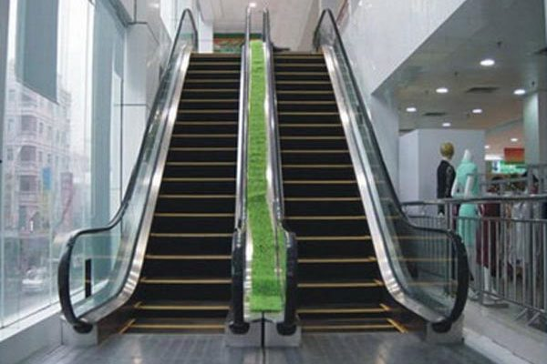 美克变频器自动扶梯应用方案