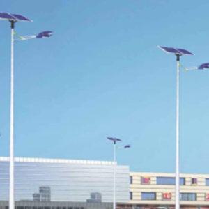 太阳能路灯系统解决方案