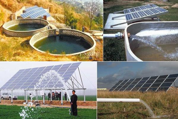 光伏农业灌溉系统解决方案
