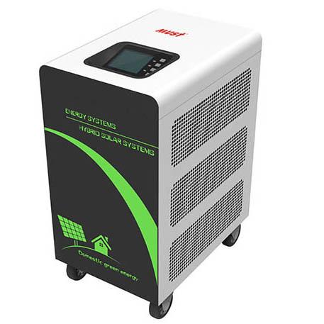 PH3000系列光伏离并网储能逆变器 (9/12KW)