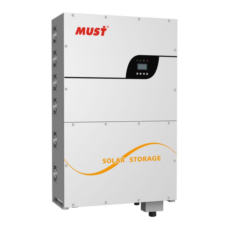 PH5000系列光伏组串式三相并网逆变器 (30-60KW)
