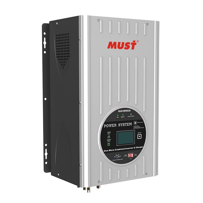 PV3000 MPK系列光伏工频离网逆变器 (1-6KW)