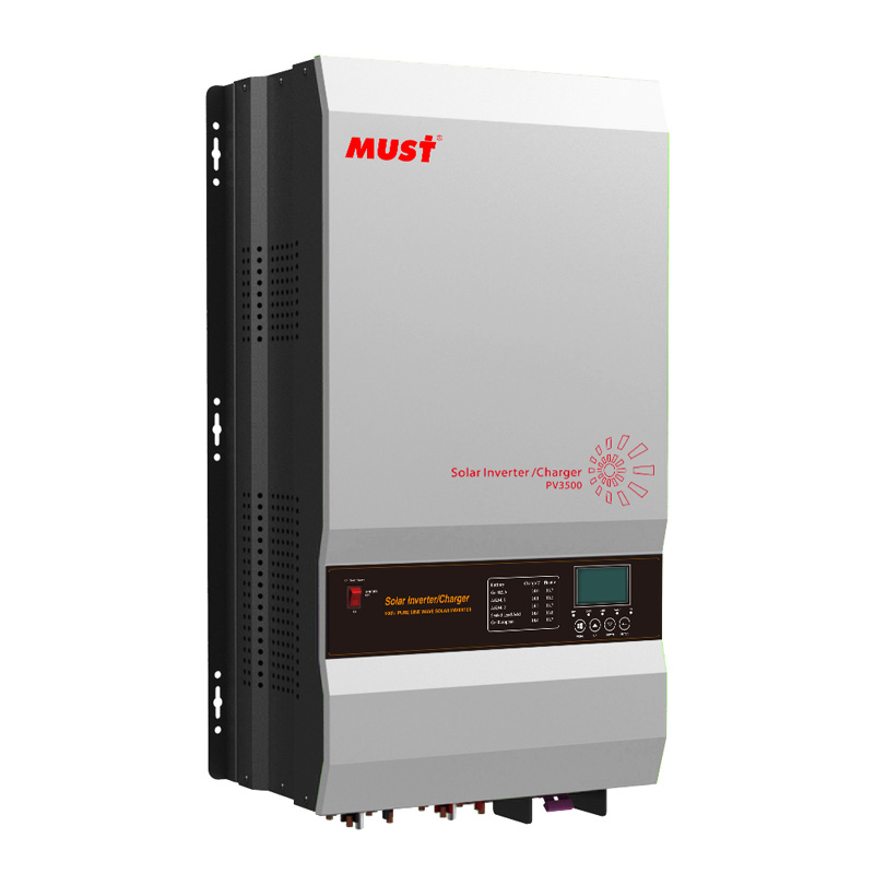 PV3500系列光伏工频离网逆变器 (4-12KW)