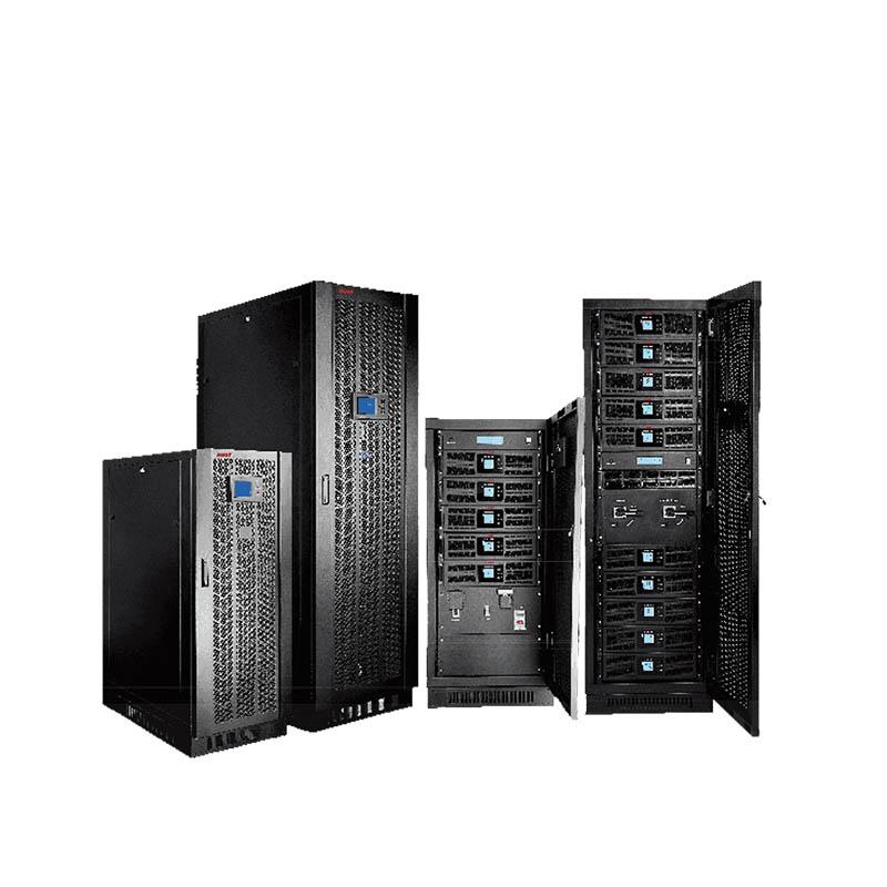 高频在线式三进三出模块化UPS(20-300KVA)