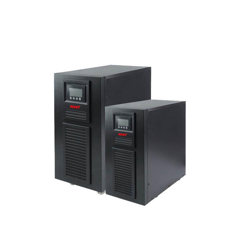 EH5000系列高频在线式单进单出UPS (6-10KVA)