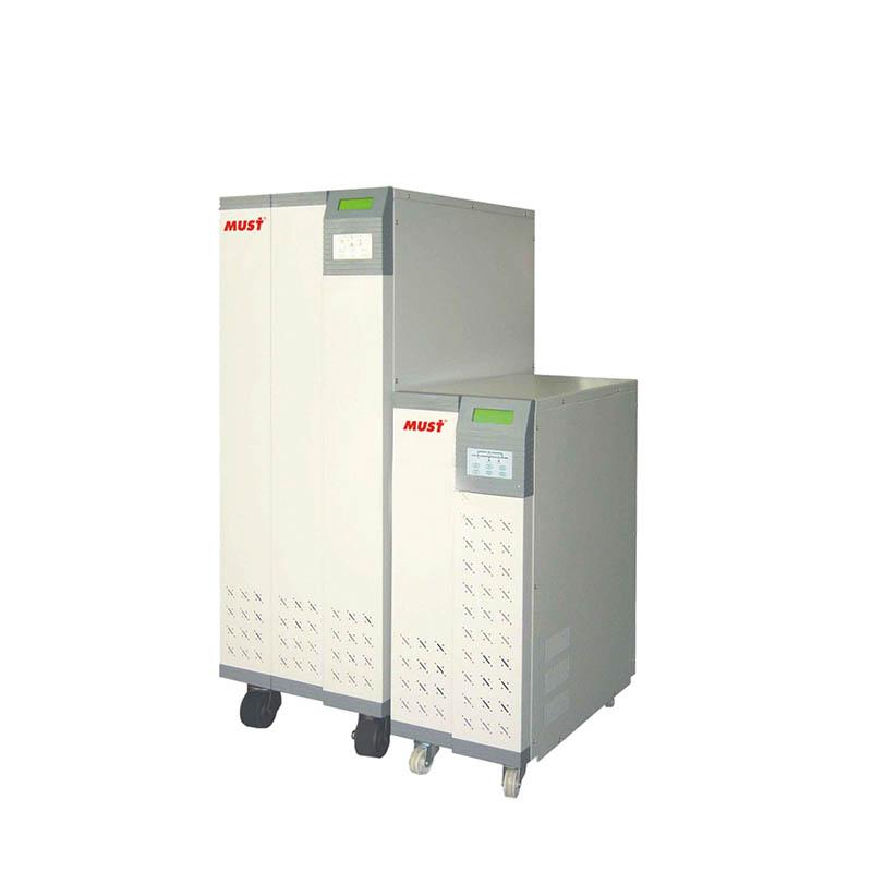 EH9115系列工频在线式三进单出UPS (10-50KVA)