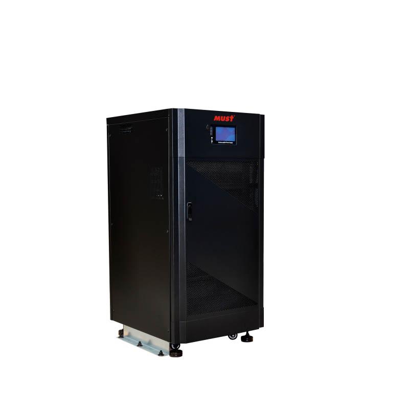 EH9115系列工频在线式三进三出UPS (20-200KVA)