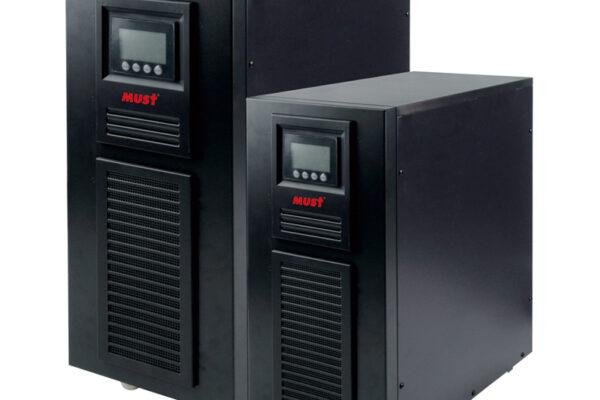 美世乐在线式UPS电源带稳压功能吗?