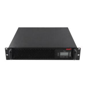 EH5110系列高频在线机架式UPS (1-10KVA)