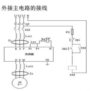 变频器厂家详解:两种变频器控制电机运行的方式