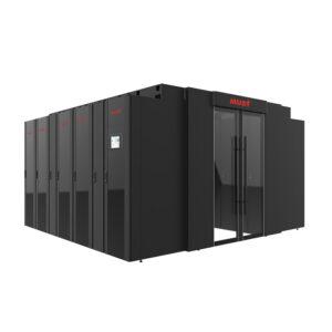 室内封闭式微模块数据机房定制型方案