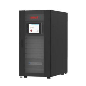 PTM-0306A系列室内单柜微模块数据机房
